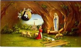 Santino - Lourdes - Abate Perreyve - E1 - Santini