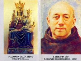 Santino - Madonna Della Pieve - P.ignazio Beschin - E1 - Santini
