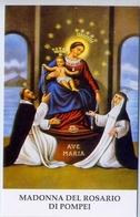 Santino - Madonna Del Rosario Di Pompei - E1 - Santini