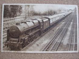The Red Rose British Railways Midland Region   Locomotive No.45521 Rhyl - Trains