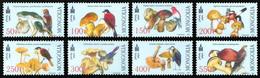 Serie Set  Champignon Oiseau Oiseaux Mushrooms Bird Birds Neuf ** MNH - Mongolie  Mongolia 2003 - Mongolie