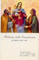 Santino - Madonna Della Consolazione - E1 - Santini
