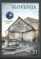 SI 2019-1366 TURISAM, SLOVENIA, 1 X 1v, MNH - Slowenien