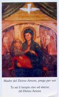 Santino - Madre Del Divino Amore - E1 - Images Religieuses
