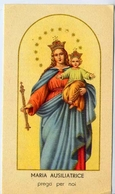 Santino - Maria Ausiliatrice - Prega Per Noi - E1 - Santini
