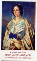 Santino - Maria Cristina Di Savoia - E1 - Santini