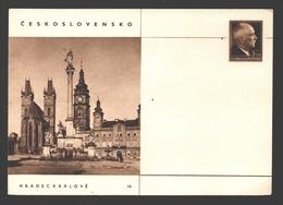 Československo - Hradec Králové - 1.20 - Entiers Postaux