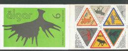 SUEDE 1997 - CARNET  YT C1992 - Facit H485 - Neuf ** MNH - Timbres De Messages, élan - Carnets