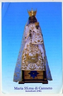 Santino - Maria Ss.ma Di Canneto - Settefrati - Fr - E1 - Santini