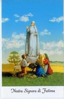 Santino - Nostra  Signora Di Fatima - E1 - Santini