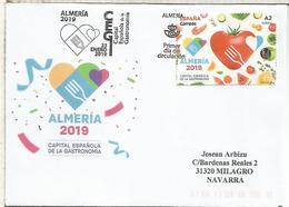 ALMERIA SPD FDC CAPITAL DE LA GASTRONOMIA ALIMENTACION FOOD - Alimentación