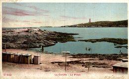 LA CORUÑA - LA PLAYA - La Coruña
