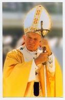 Santino - Papa Giovanni Paolo II -  U069b - E1 - Santini