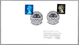 CANDIDATURA MANCHESTER 1996 - The British Olympic Bid. - Juegos Olímpicos