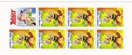 Frankreich, 1999, 3367/68 C MH 51,  Asterix, Der Gallier, MNH **, Booklet 51 - Stamp Day