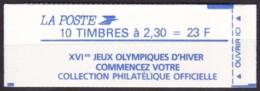 Frankreich, 1991, Carnet Scelle De 10 Timbres A 2,30, NMH ** - Markenheftchen