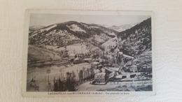 B4/LACHAPELLE-SOUS-ROCHEPAULE -vue Générale En Hiver - Other Municipalities