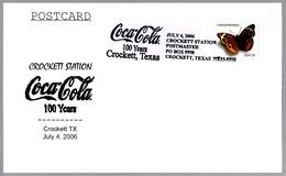 100 AÑOS COCA COLA - 100 YEARS. Crockett TX 2006 - Bebidas