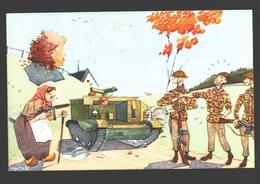 Soldaten / Soldiers - Tank - 1969 - Humour