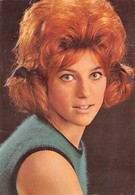 Annie Chancel Dite SHEILA - Chanteuse Française Née à Créteil - Photo De Cordon - Chanteurs & Musiciens