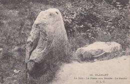 CLAMART - Le Bois - La Pierre Aux Moines - Le Menhir - Clamart