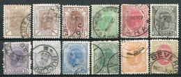 Rumänien Ex.Nr.127/41       O  Used       (796) - 1881-1918: Charles Ier