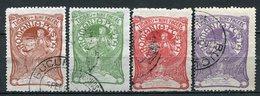 Rumänien Nr.161/4       O  Used       (798) - 1881-1918: Charles Ier