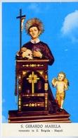 Santino - S.gerardo Maiella - Venerato In S.brtigida - Napoli - E1 - Santini