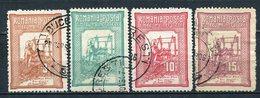 Rumänien Nr.165/8       O  Used       (799) - 1881-1918: Charles Ier