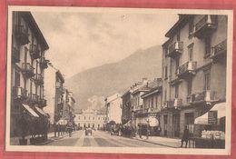 Domodossola - Viale Della Stazione - Corso Vittorio Emanuele III - 1937 - Verbania