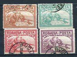 Rumänien Nr.169/72       O  Unused       (802) - 1881-1918: Charles Ier
