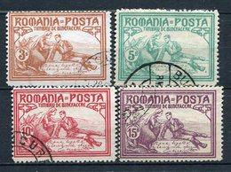 Rumänien Nr.169/72       O  Unused       (803) - 1881-1918: Charles Ier