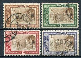 Rumänien Nr.208/11       O  Unused       (806) - 1881-1918: Charles Ier