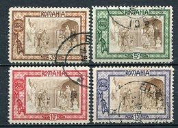 Rumänien Nr.208/11       O  Unused       (807) - 1881-1918: Charles Ier