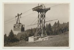 Kleines Privat Foto Seilbahn Pfänderbahn  Bregenz 1927 - Orte