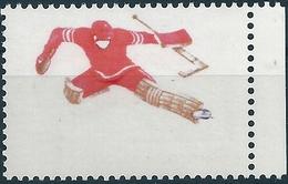 B3611 Russia USSR Winter Sport Ice Hockey 1986 ERROR - Eishockey