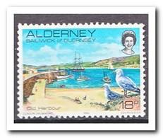 Alderney 1983, Postfris MNH, Birds - Alderney