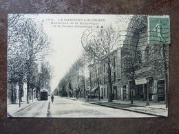 La Garenne Colombes  Boulevard De La République Et Le Palace Garennois  TBE - La Garenne Colombes