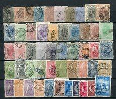 Rumänien Kleine Sammlung - Lot       O  Used       (812) - Roumanie