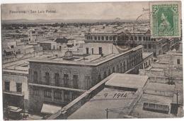 San Luis Potosí - Panorama - & Tram - México