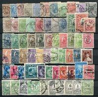 Rumänien Kleine Sammlung - Lot       O  Used       (813) - Roumanie