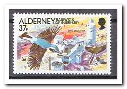 Alderney 1991, Postfris MNH, Birds - Alderney