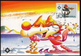 Yugoslavia Sarajevo 1984 / Olympic Games Sarajevo 1984 / Cross Country Skiing / MC - Winter 1984: Sarajevo