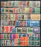 Rumänien Kleine Sammlung - Lot       O  Used       (814) - Roumanie