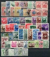 Rumänien Kleine Sammlung - Lot       O  Used       (816) - Roumanie