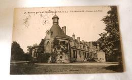 ENVIRONS DE CHATEAURENAULT VILLEDOMER CHATEAU DE LA NOUE - France