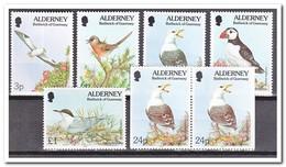 Alderney 1994, Postfris MNH, Birds Complete - Alderney