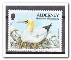 Alderney 1995, Postfris MNH, Birds - Alderney