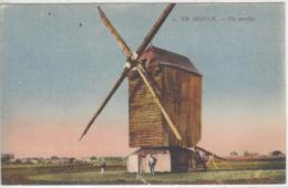 CPA Dept 45 EN BAUCE Moulin A Vent - France