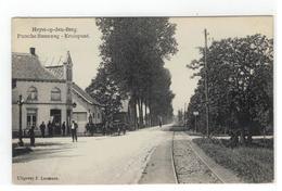 Heist-op-den-Berg   Heyst-op-den-Berg -  Putsche Steenweg - Kruispunt - Heist-op-den-Berg